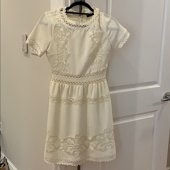 Ark & Co Dresses & Skirts - Ark & Co. Embroidered Dress -Size S